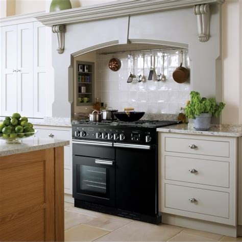 kitchen designs with range cookers rangemaster prop100eicr c professional plus 100 electric 8033