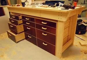 Mattias Karlsson's workbench project