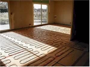 Prix Plancher Chauffant Electrique : installation climatisation gainable chauffage sol cout ~ Premium-room.com Idées de Décoration