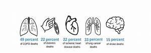 Copd Lungs Cartoon