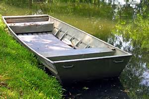 Pictures of Building Aluminum Boats