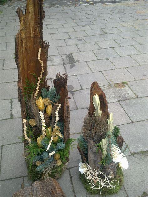 Advent Deko Für Draußen by Winterdeko F 252 R Draussen Blume Rund Um Deko
