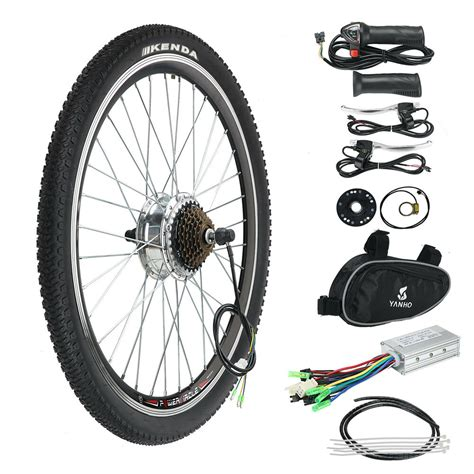 Electric Motor For Bicycle by 36v E Bike Electric Bicycle Motor Conversion Kit 250w 26