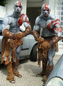 God of War, Kratos cosplay MIND BLOWN!!!! | Products I ...