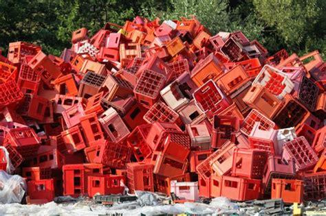 cassette di plastica come riciclare le cassette di plastica ecco le idee pi 249
