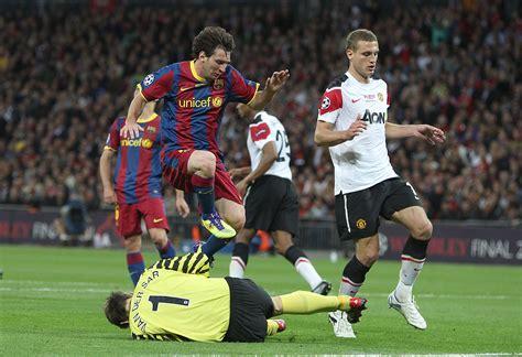 Soccer – UEFA Champions League – Final – Barcelona v ...