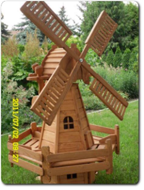 Windmühlen  Gartenmöbel Und Dekoartikel Für Den Garten