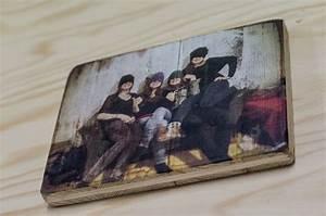 Foto Auf Holz Bügeln : druck auf holz foto auf holz ~ Markanthonyermac.com Haus und Dekorationen