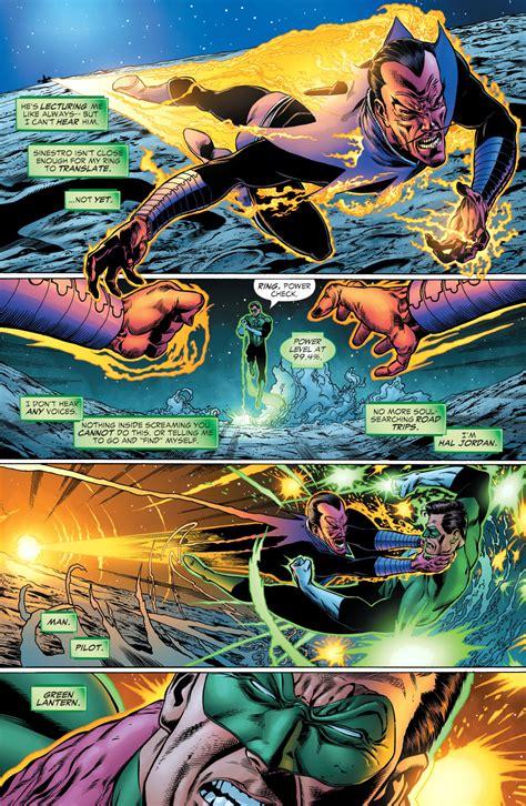 green lantern vs sinestro rebirth comicnewbies