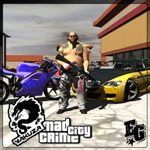 yakuza mad city crime apk full indir data mod