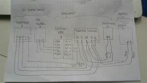 Honeywell V8043f1036 Wiring Diagram
