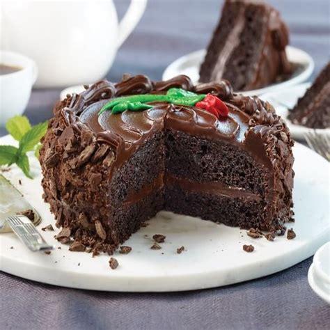 omaha steaks    chocolate lovers cake