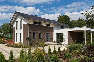 Anbau Einfamilienhaus Beispiele : musterhaus melanie dresden ein fertighaus von gussek haus ~ Pilothousefishingboats.com Haus und Dekorationen