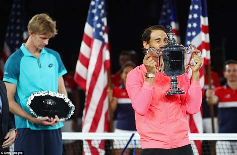 Rafael Nadal crowned 2017 US Open champion | Daily Mail Online