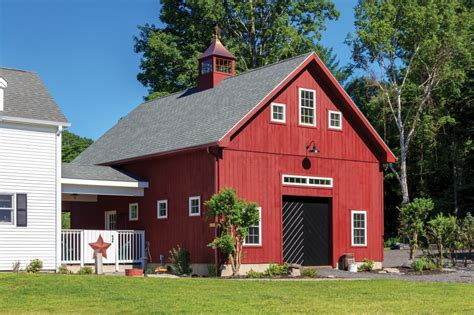 New Barn Garage by Home Is Where The Barn Is The Barn Yard Great Country