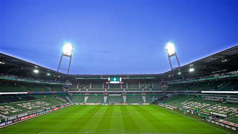 Werder klappert seine absteiger ab. Werder Bremen: Zwei weitere Spiele dürfen mit Zuschauern stattfinden!   News