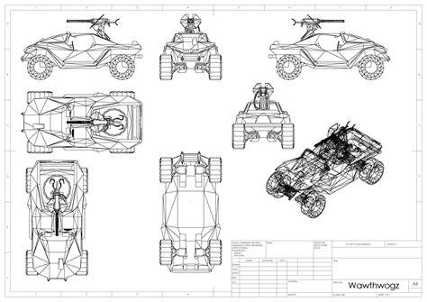 Image Gallery Halo Blueprints