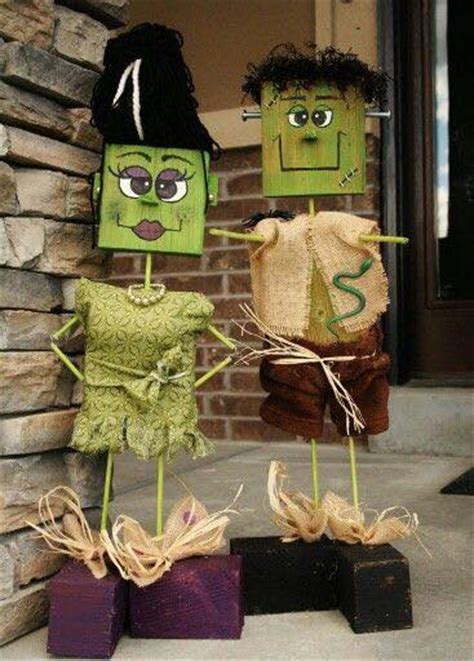 40+ Homemade Halloween Decorations!  Kitchen Fun With My
