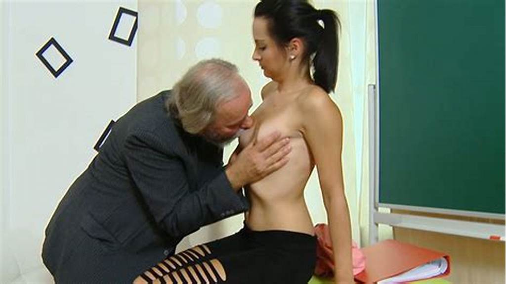 #Small #Titted #Brunette #Sweetie #Lets #Her #Old #Teacher #Lick