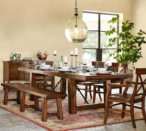 deco salle a manger rustique table salle 224 manger design rustique en 42 id 233 es originales