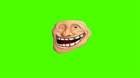 troll face laughing youtube