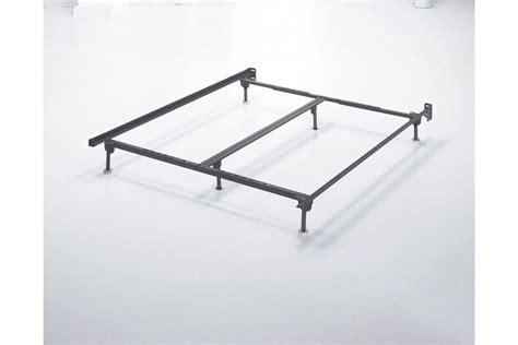 frames  rails qkck bolt  bed frame  black  ashley