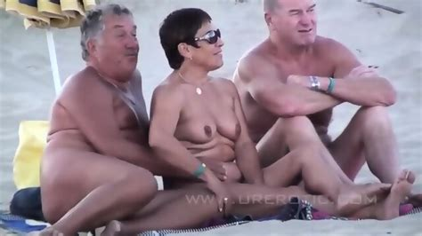 Mature Amateur Couples On The Nude Beach Sucking And Fucking EPORNER