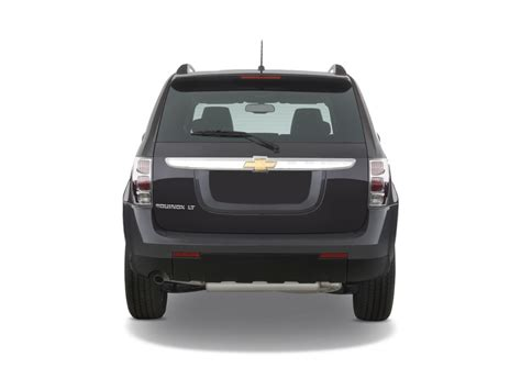 chevrolet equinox back image 2008 chevrolet equinox fwd 4 door lt rear exterior