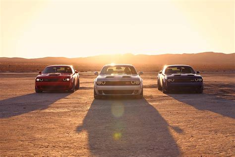 Dodge Pushing Boundaries Again With Debut Of Challenger