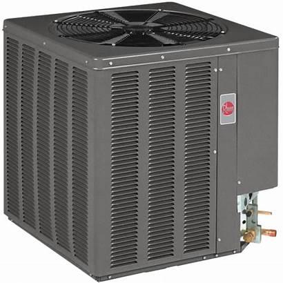 Rheem Air Conditioner Ton Seer Condenser 410a