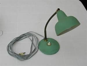 Lampe Bureau Vintage : vintage l 39 atelier azimut ~ Teatrodelosmanantiales.com Idées de Décoration