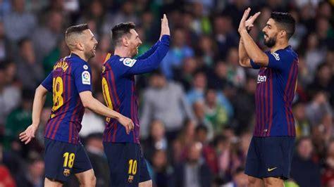 EN VIVO - Barcelona vs Celta de Vigo online por LaLiga ...