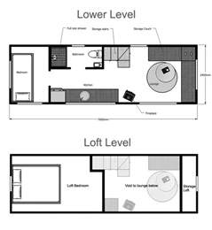 small house floor plans tiny house floor plans with lower level beds tiny house