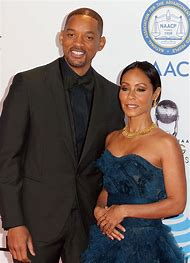 Will Smith and Wife