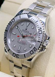 Rolex 116622 Yacht Master Silver For SALE