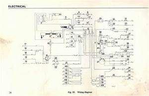 Spitfire Mk3 Wiring Diagrams  Page 2    Spitfire  U0026 Gt6