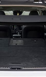 Volvo V90 Recharge T6 hybrid practicality & boot space ...