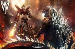 "Crossovers – Tagged ""Godzilla"" – Wizyakuza.com"