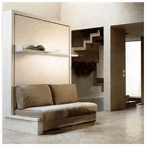 Lit Armoire Gain De Place :  ~ Premium-room.com Idées de Décoration