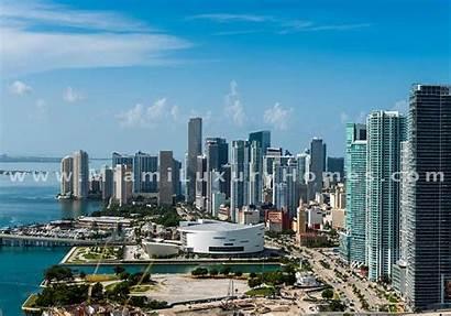 Miami Downtown Brickell Country Dda Florida Town