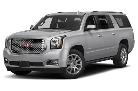 GMC Car : Gmc Yukon Xl Sport Utility Models, Price, Specs, Reviews