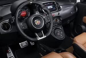 Fiat Boite Automatique : abarth 595 la fiat 500 restyl e en mode sport ~ Gottalentnigeria.com Avis de Voitures