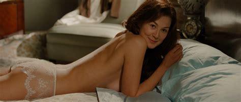 Nude Video Celebs Rosamund Pike Sexy Barneys Version