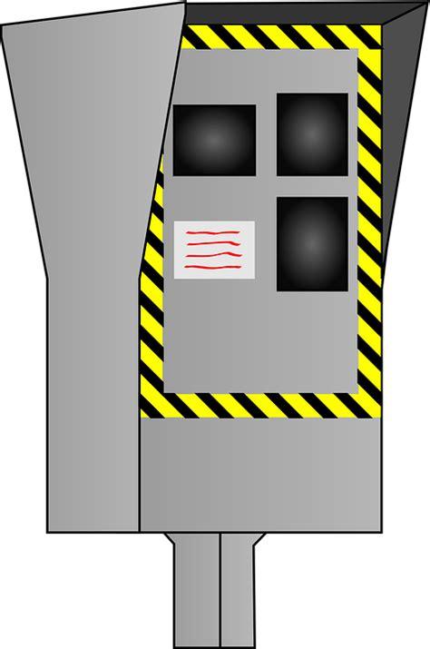 image vectorielle gratuite radar itineraire vitesse