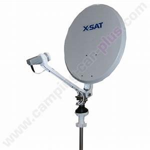 Antenne Pour Tnt : antenne satellite xsat 650 avec d modulateur tnt sp ciale ~ Premium-room.com Idées de Décoration