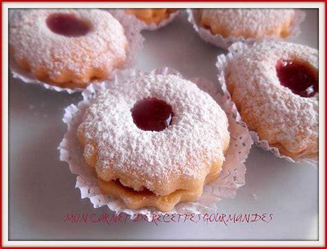 recette de cuisine arabe recette de biscuit fondant a la confiture sables fondants