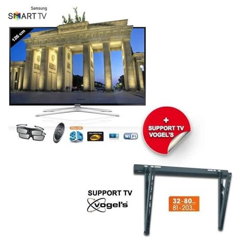 support mural tv plasma 127 cm stand et verre page 9