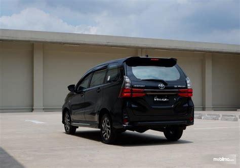 Review Toyota Avanza Veloz by Review Toyota Avanza Veloz 2019 Perubahan Sang Raja