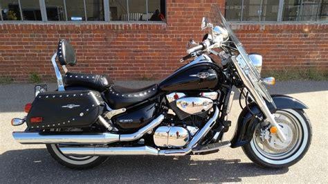 Suzuki C90 Specs by 2008 Suzuki Boulevard C90 Black Motorcycles For Sale