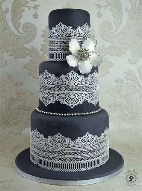 ideas  lace cakes  pinterest vintage